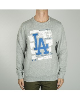 GRAPHIC CREW SWEAT