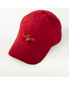 DROP OUT CURVED CAP