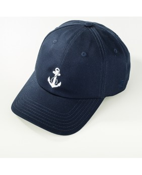 STAY DOWN CURVED CAP