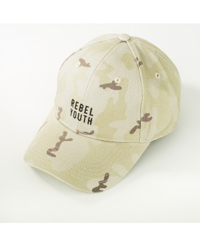 REBEL YOUTH CURVED CAP