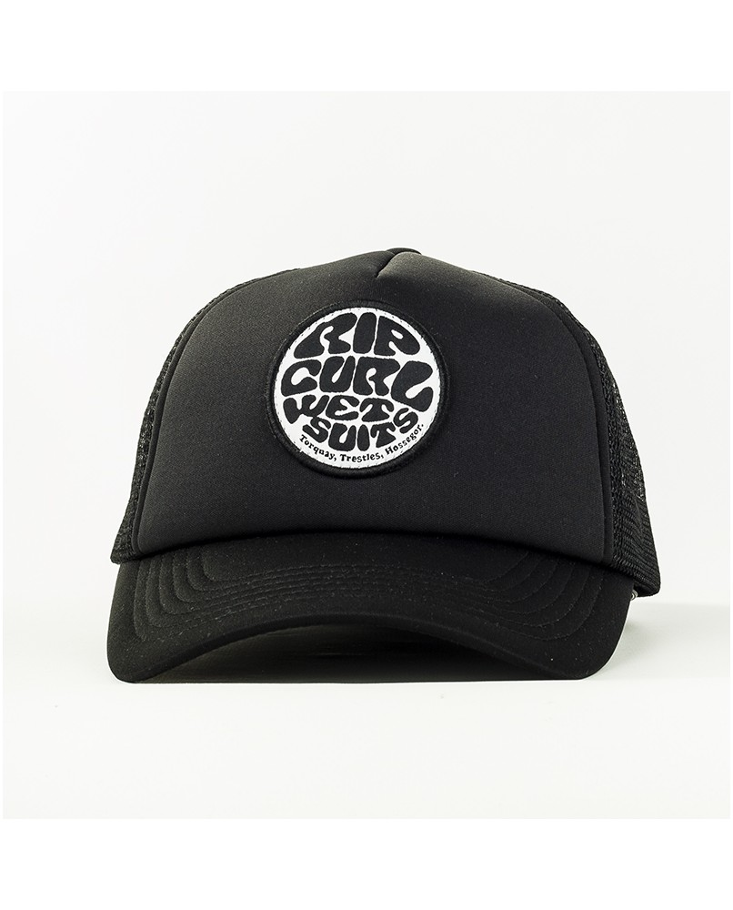 4ce9e72ee WETTY CURVED TRUCKER CAP