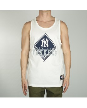 COTTON GRAPHIC VEST