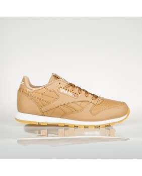 CLASSIC LEATHER CAMEL