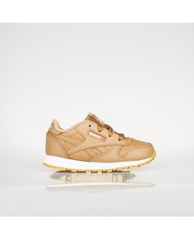 CLASSIC LEATHER CAMEL JR