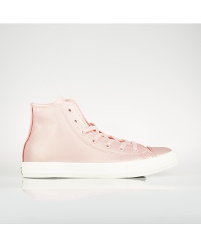 CHUCK TAYLOR ALL STAR PIEL ROSA