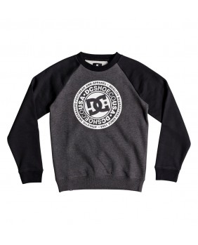 CIRCLE STAR CREW RAGLAN BOY