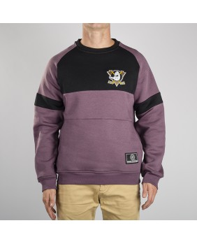 NFL DUCKS BEDRIC SMALL LOGO CREW SWEAT