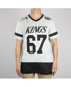 NHL LA KINGS PORTMER POLY SHORT SLEEVE