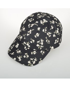 COURT SIDE PRINTED HAT FLORES