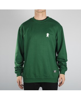 OG BEAR EMBROIDERED VERDE