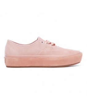 AUTHENTIC PLATFOR (SUEDE