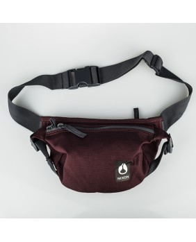 TRESTLES HIP PACK BURDEOS