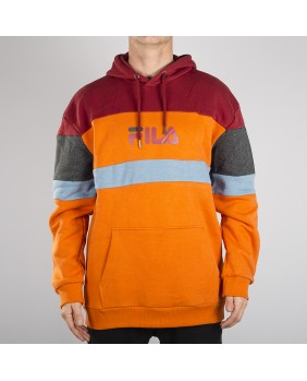 LARRY HOODED SWEAT NARANJA