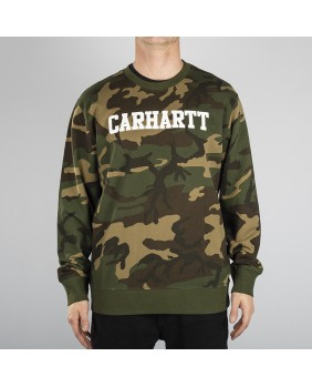 COLLEGE SWEAT CAMO