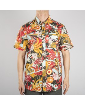 PSYCH FLORAL S/S