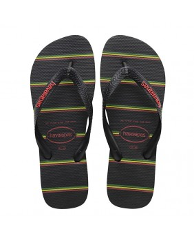 HAVAIANA TOP STRIPES LOGO