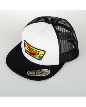 FULL PATCH TRUCKER