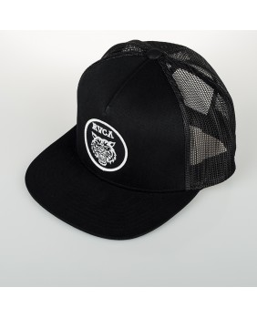 TIGER PATCH TRUCKER
