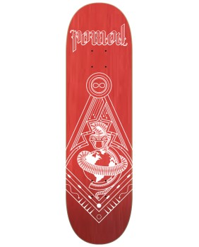 TAKE OVER DECK - RED - 8.25