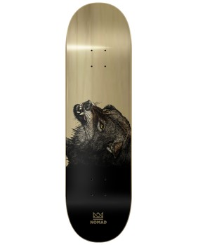 THE WOLF DECK - WOOD - 8.125