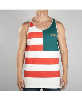MIDNIGHT STRIPES TANK TOP