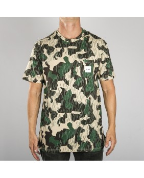 SPLINTER CAMO S/S POCKET TEE