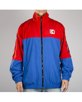 RETRO BLOCK TRACKJACKET