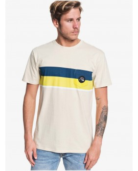MULTIPLY STRIPE SS TEE