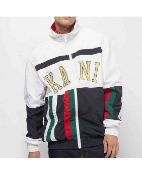 COLLEGE BLOCK TRACKJACKET