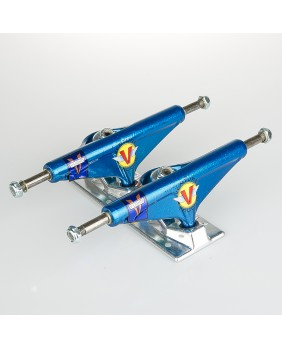 V LIGHT WINGS ANODIZED BLU 5.6