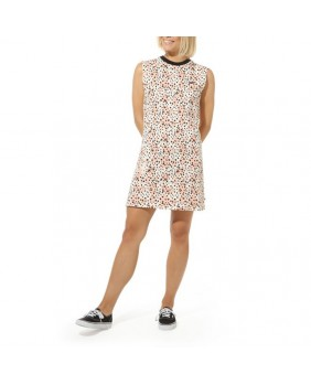 WM LEILA MUSCLE TEE DRESS