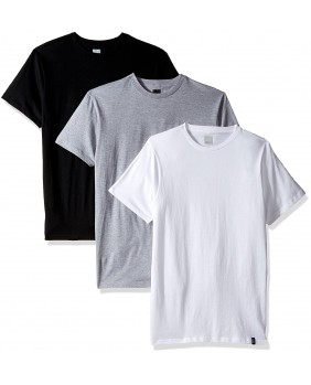 3 PACK TEE ASSORTED