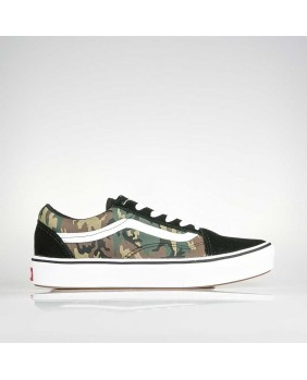 COMFYCUSH OLD SKOOL (WOODLAND CAMO)