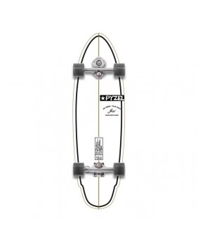 """SHADOW 34"""" PYZEL X YOW SURFSKATE"""