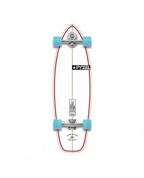 """GHOST 33.5"""" PYZEL X YOW SURFSKATE"""