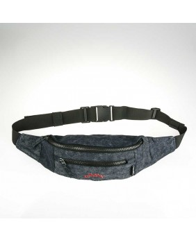 LIVEUTION DENIM FANNY PACK