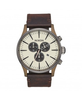 SENTRY CHRONO LEATHER