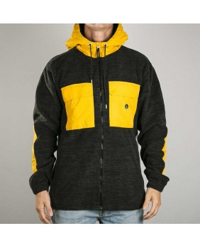 YZZOLATER LINED ZIP