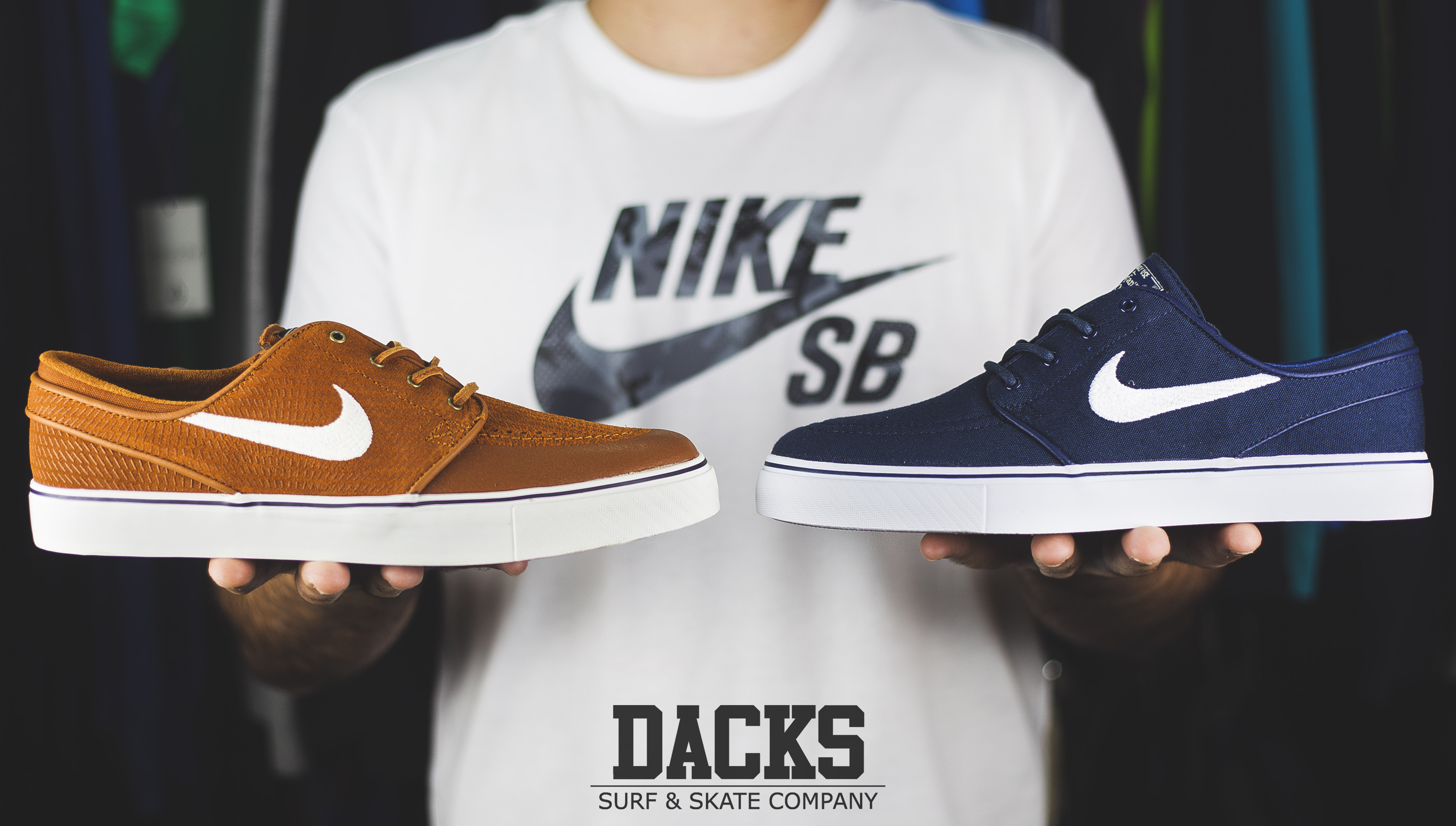 Nike SB Air Zoom Stefan Janoski Dacks Surf & Skate Company