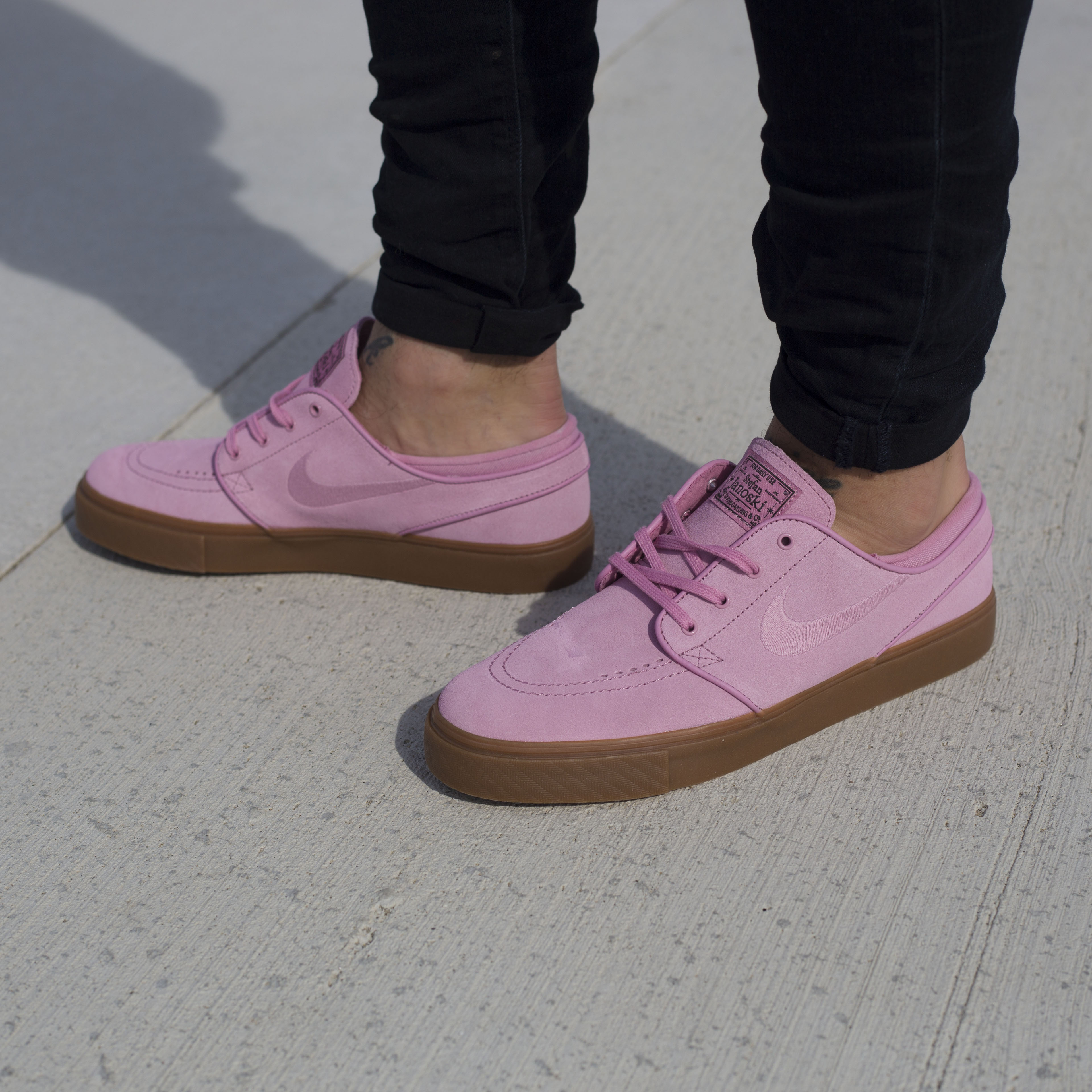 0d5916ffc8c Nuevas zapatillas Nike Zoom Stefan Janoski Elemental Pink - Dacks ...