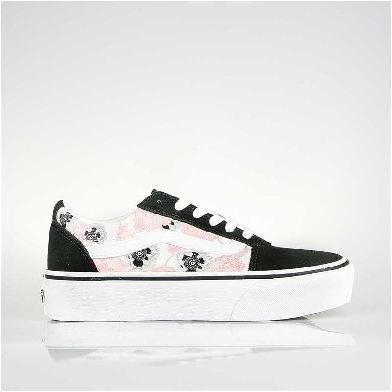 zapatillas-vans-ward-platform-california-poppy-multicolor