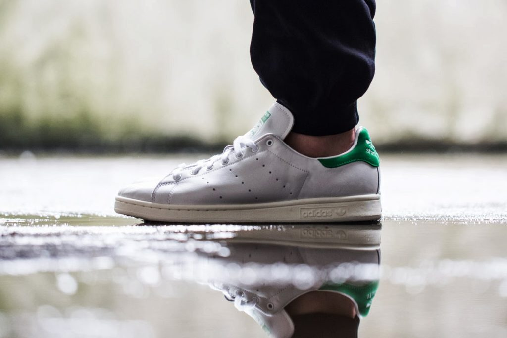 limpiar zapatillas blancas