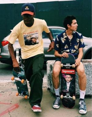 Cómo ha influenciado el skateboarding en la moda Parte I bcd6f1cac8d