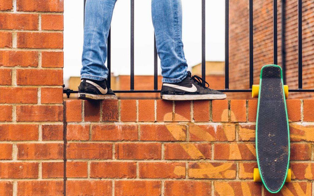 tipos zapatillas de skate low mid high top 3