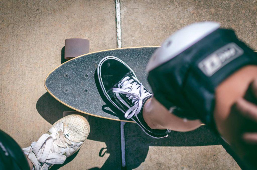 zapatillas de skate vans