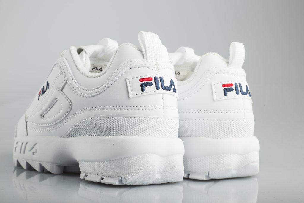 zapatos fila hombre 2019 vector