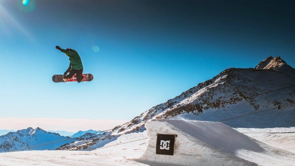 modalidades de snowboard