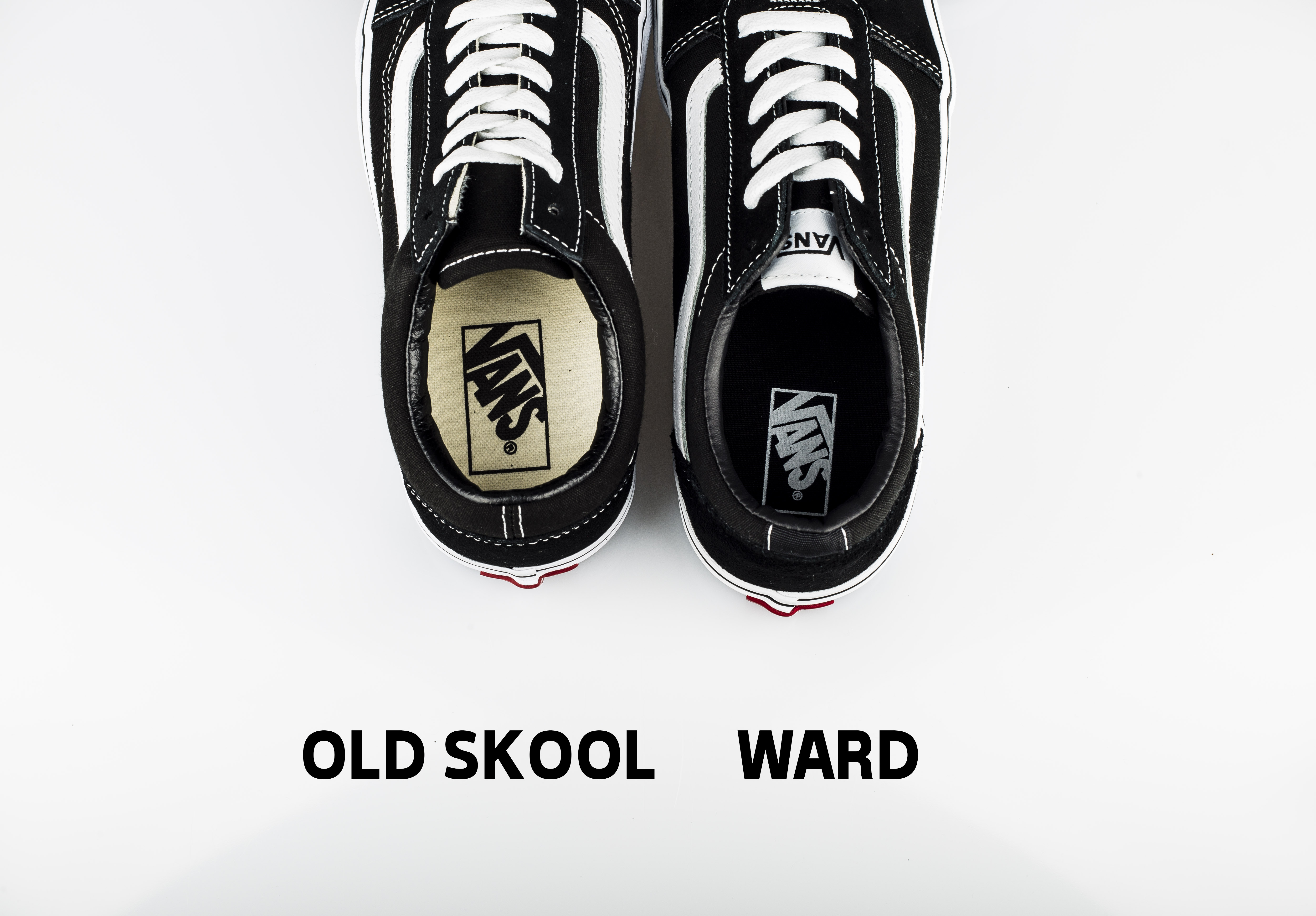 Vans Old Skool vs Vans Ward (Diferencias) Dacks Surf