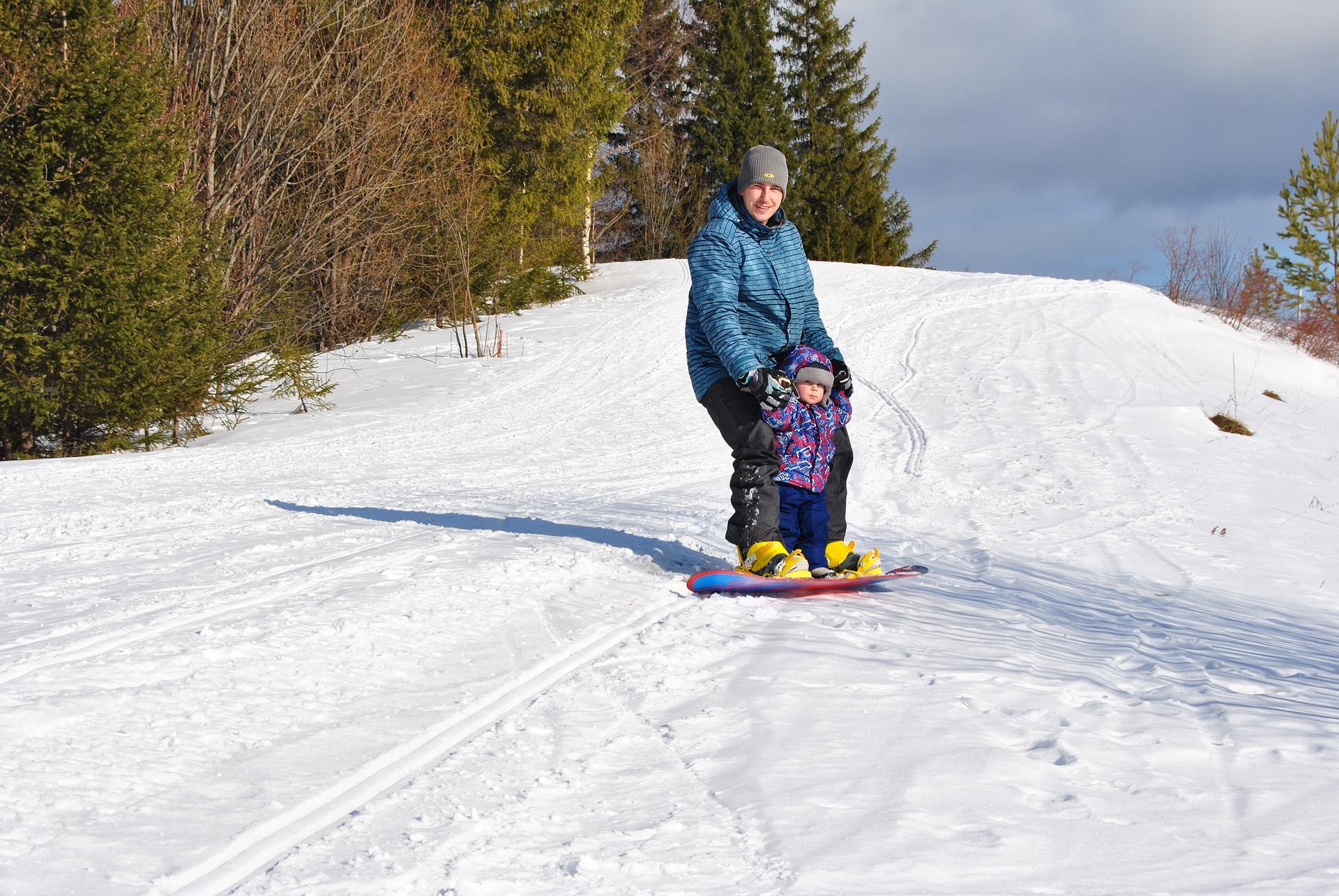 ¿A qué edad se puede empezar a practicar snow?