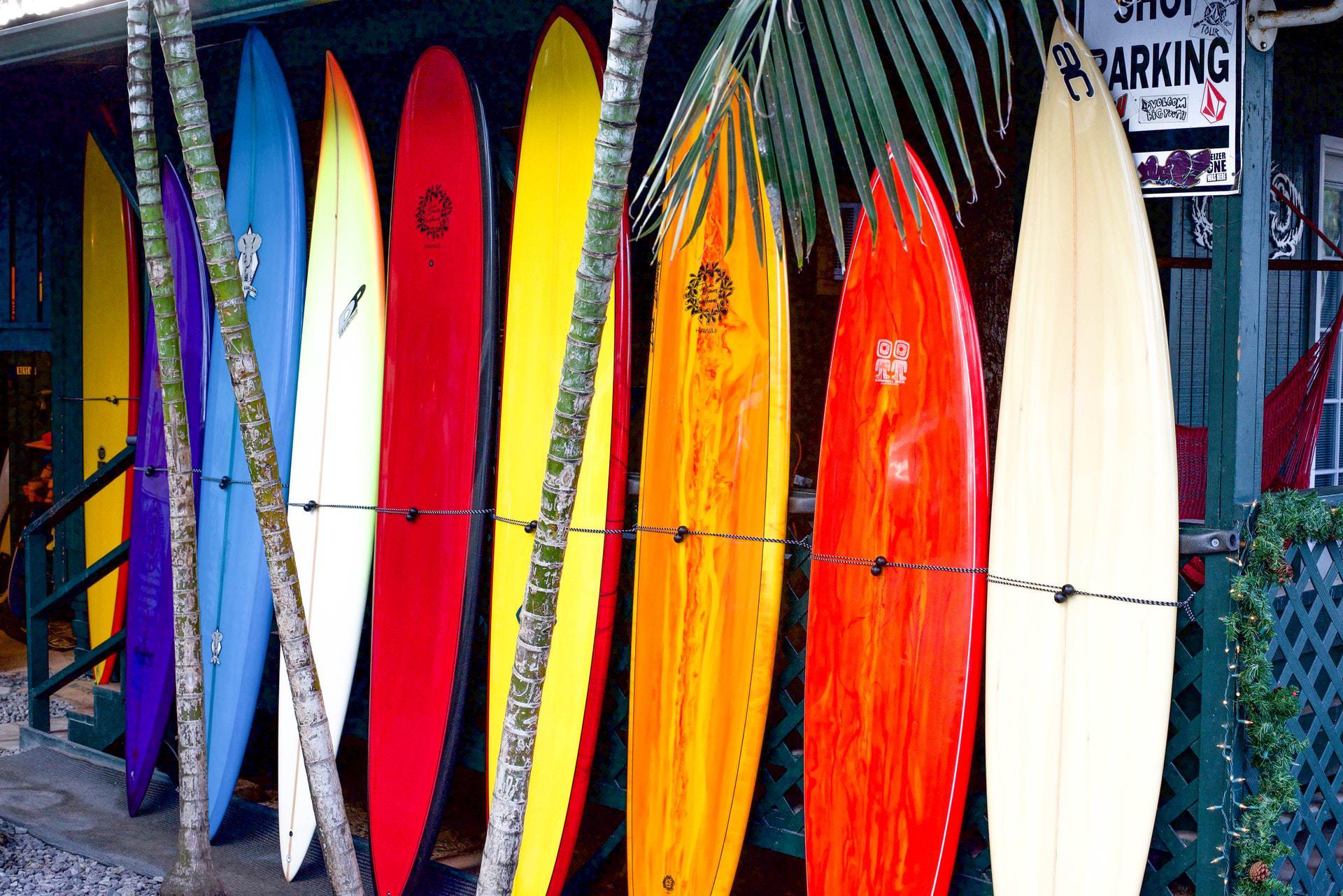 ¿Qué son los litros en una tabla de surf?